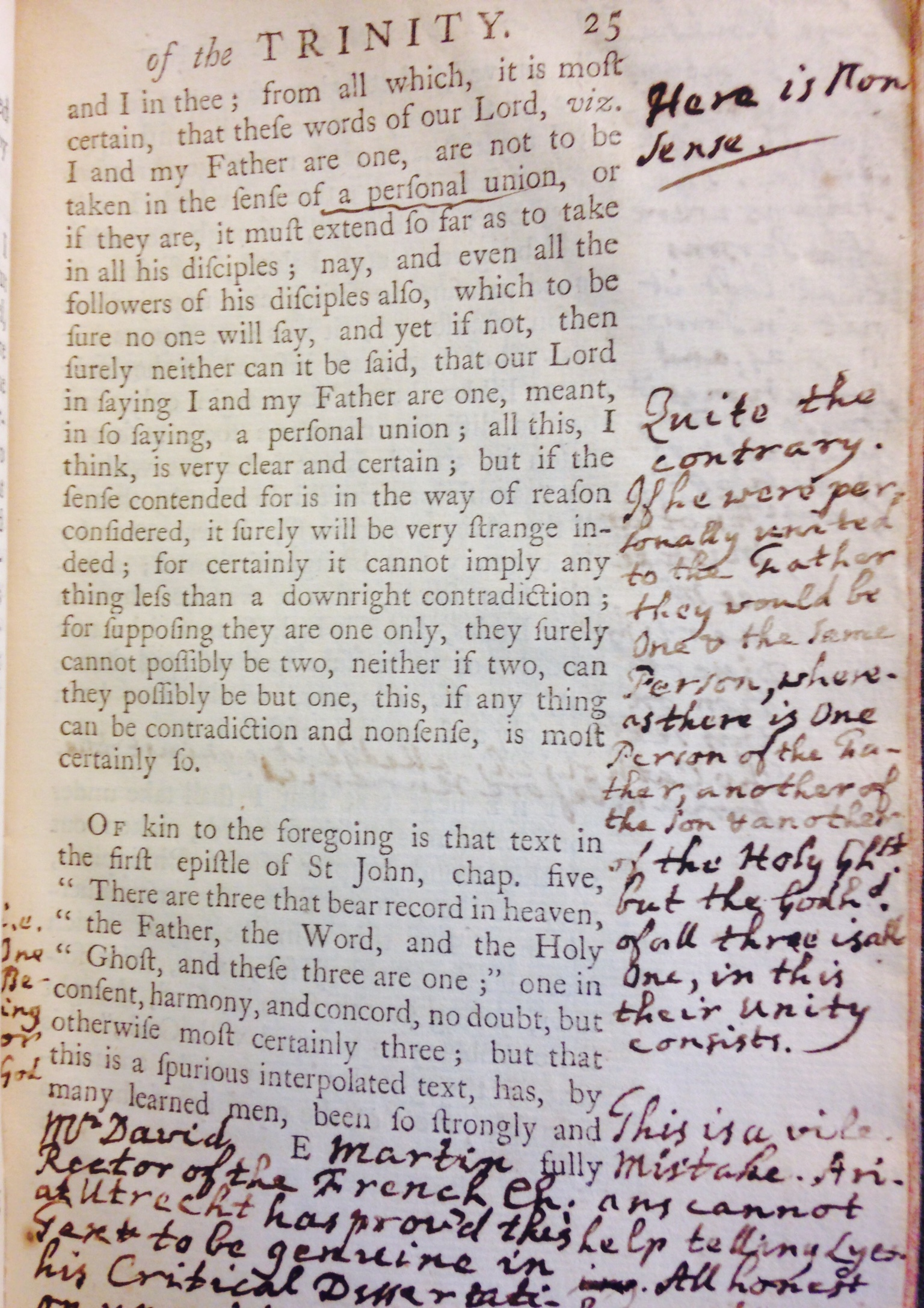 """On the Margins 